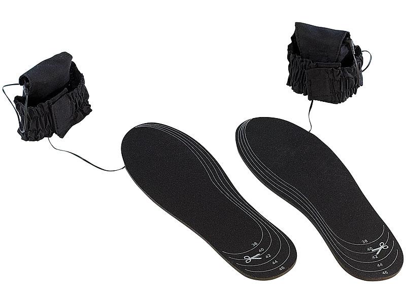 PODGRZEWANE wkładki do butów UNIWERSALNE
