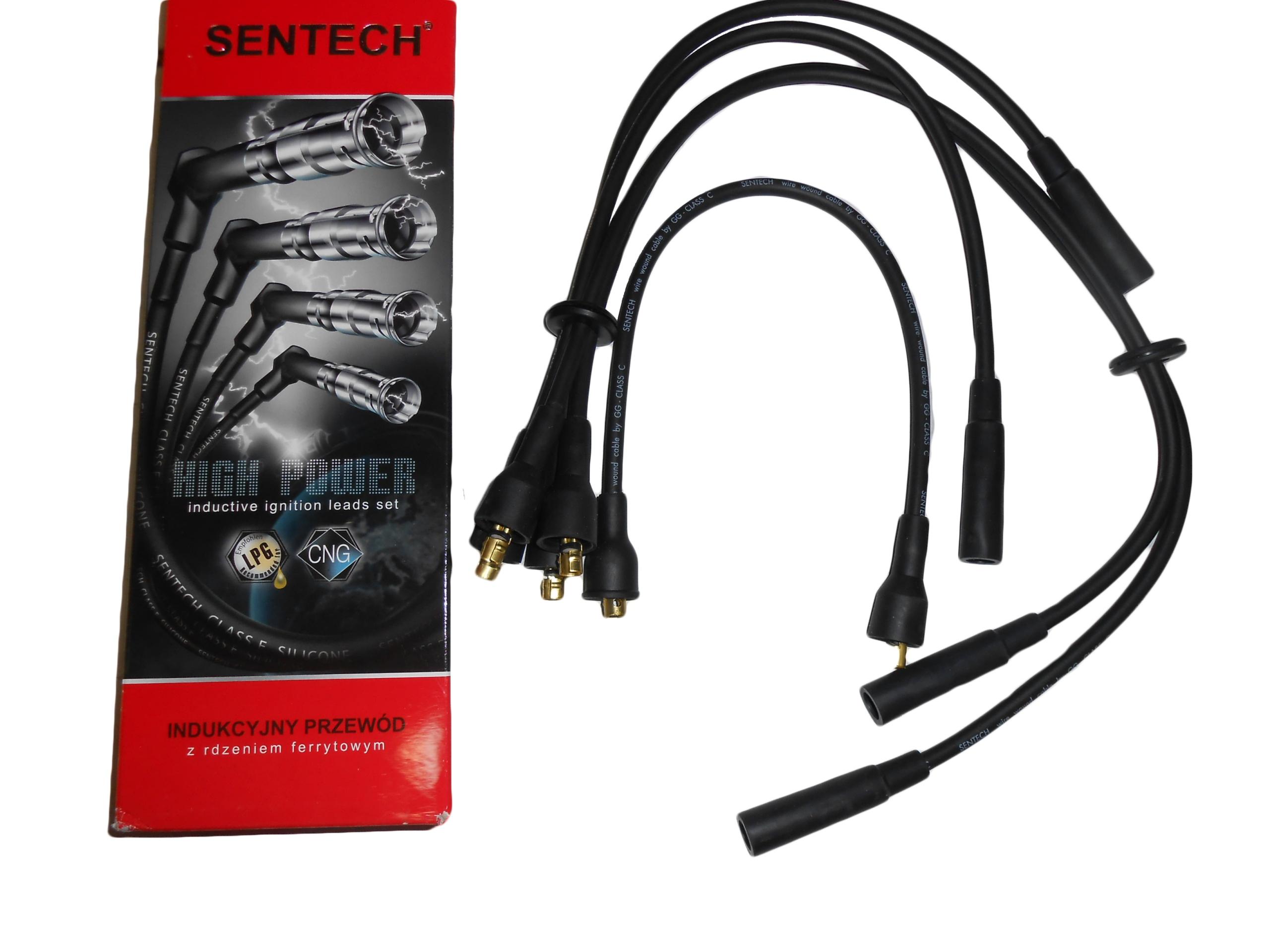 провода кабели зажигания fiat 125p полонез fso ory