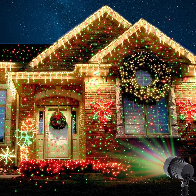 Star Shower Oswietlenie Swiateczne Na Dom Zew Ip44 7681671004 Allegro Pl
