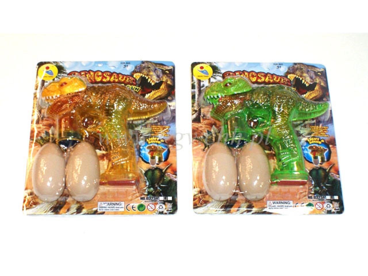 Mydlové bubliny dinosaur so zvukom