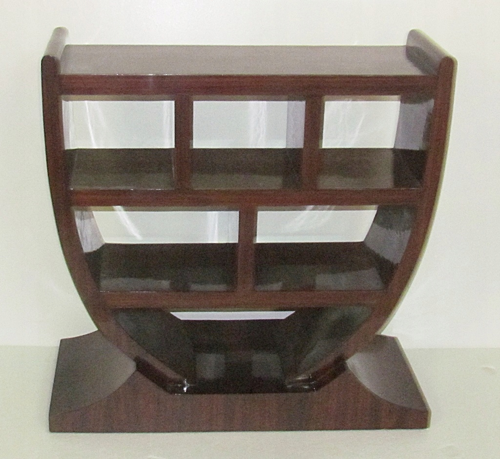 Item Bookcase ART DECO chest of DRAWERS CUPBOARD shelf SUPER PRICE