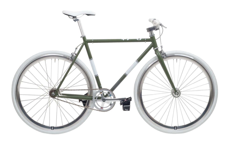 Bicykel Gepard 3.0 Ostré Volant, Pevná 59 cm
