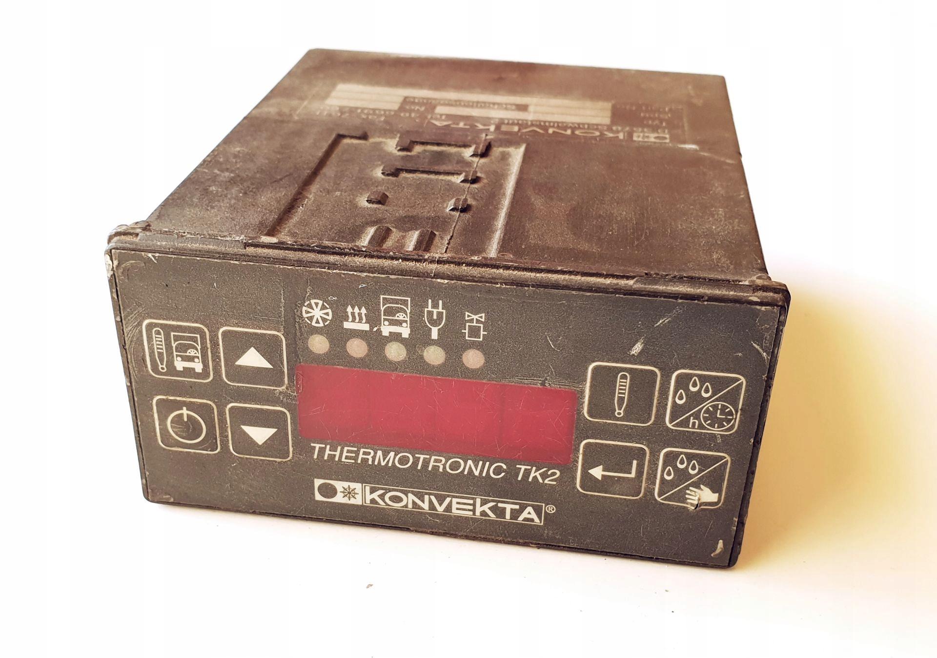 драйвер агрегата konvekta thermotronic tk2