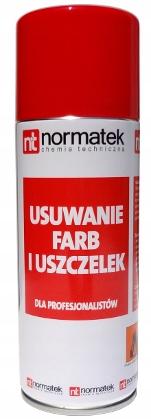 Средство для удаления краски и прокладок Normatek