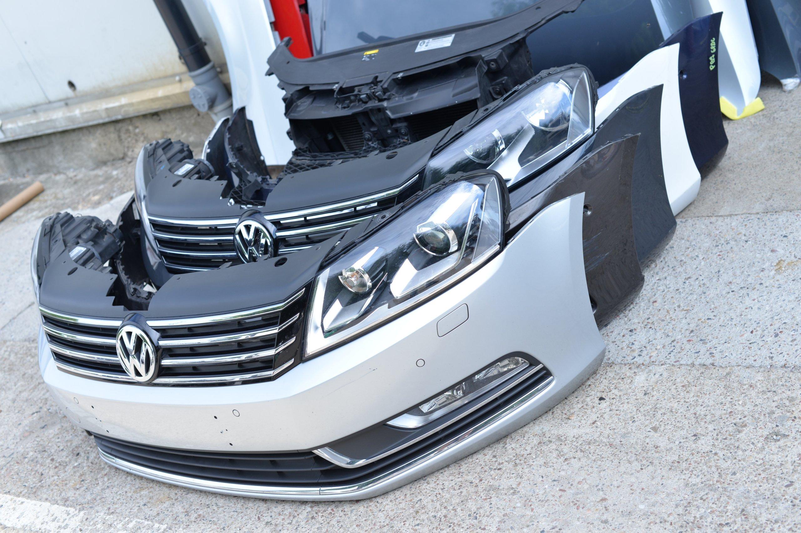[КАПОТ ZDERZAK КРЫЛО REFLEKTOR PAS VW PASSAT B7 из Польши]изображение 5