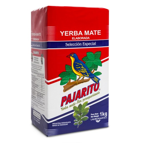 Yerba Mate PAJARITO Seleccion Especial 1kg 1000g