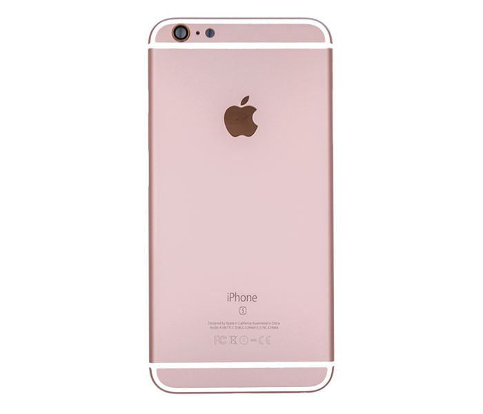 iPhone 6S Rose Obudowa Tylna Korpus Apple