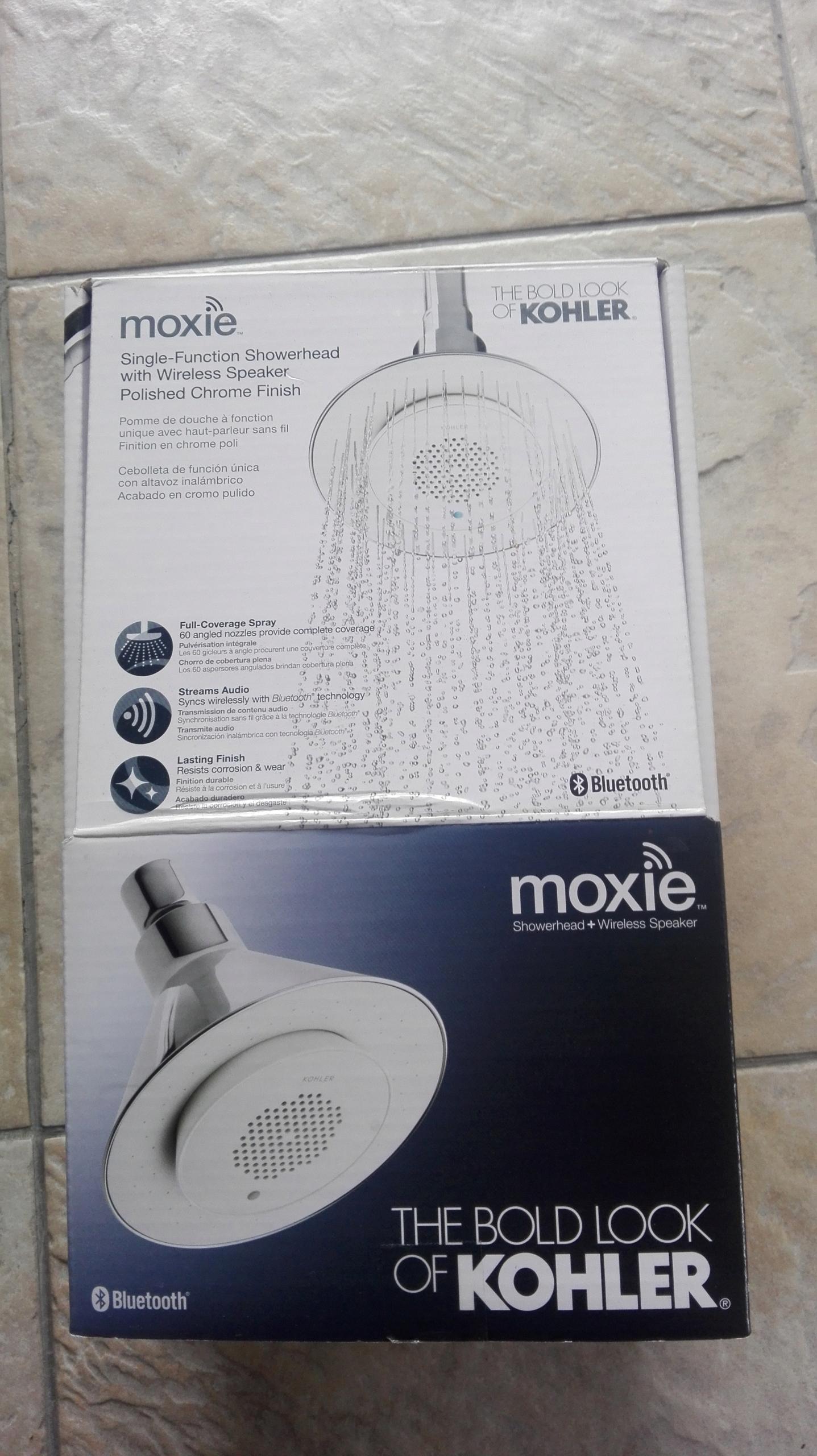 deszczownia AC Kohler Moxie 9245D-CP