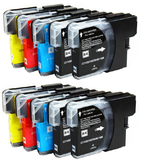 Item PRINTER INK FOR BROTHER DCP145C DCP165C DCP195C