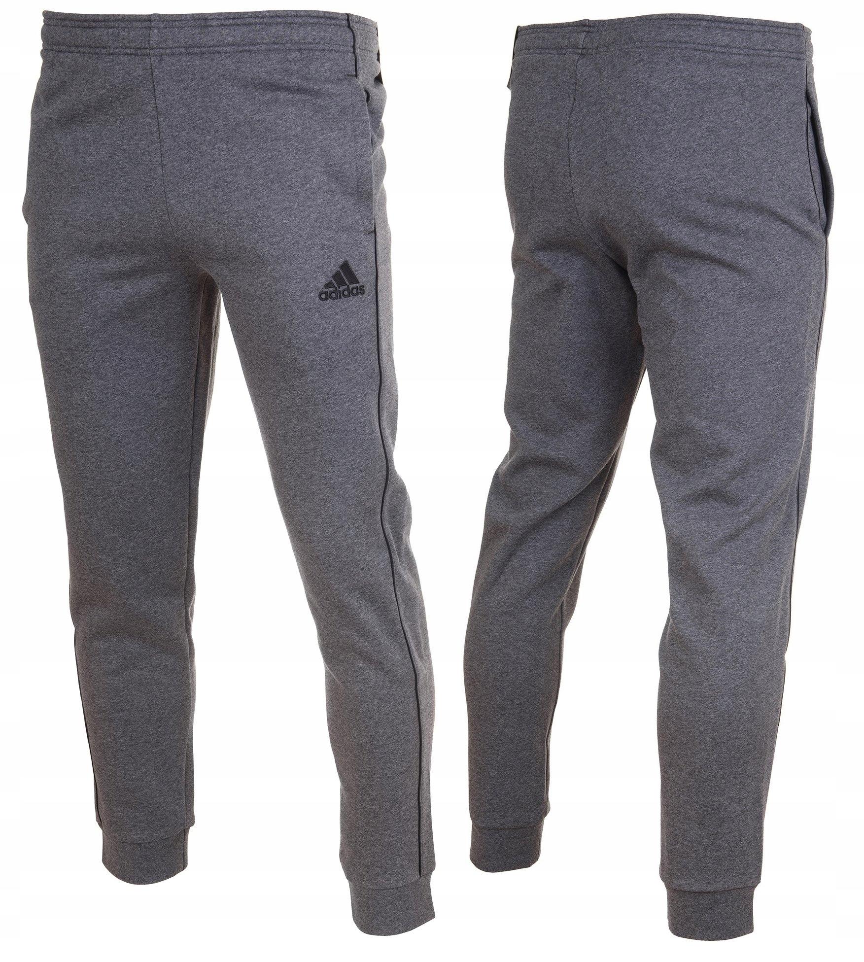 Купить Adidas спортивные Штаны JR Хлопок Core 18 р. 128 на Otpravka - цены и фото - доставка из Польши и стран Европы в Украину.