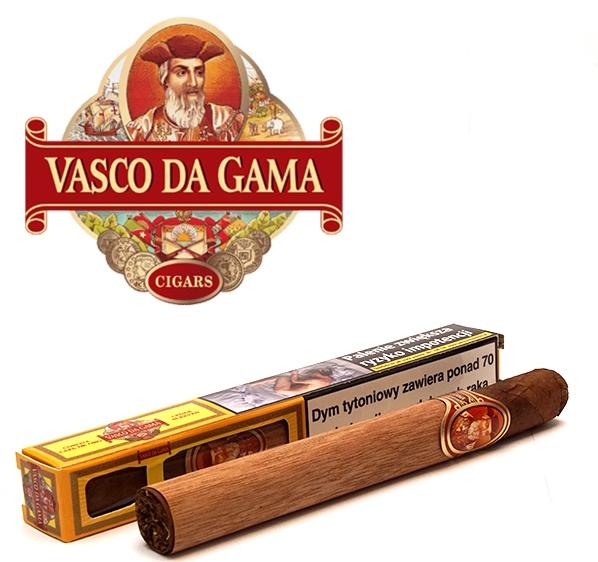 CYGARA VASCO No.2 CAPA DE ORO -WYŁĄCZNIE DLA FIRM!