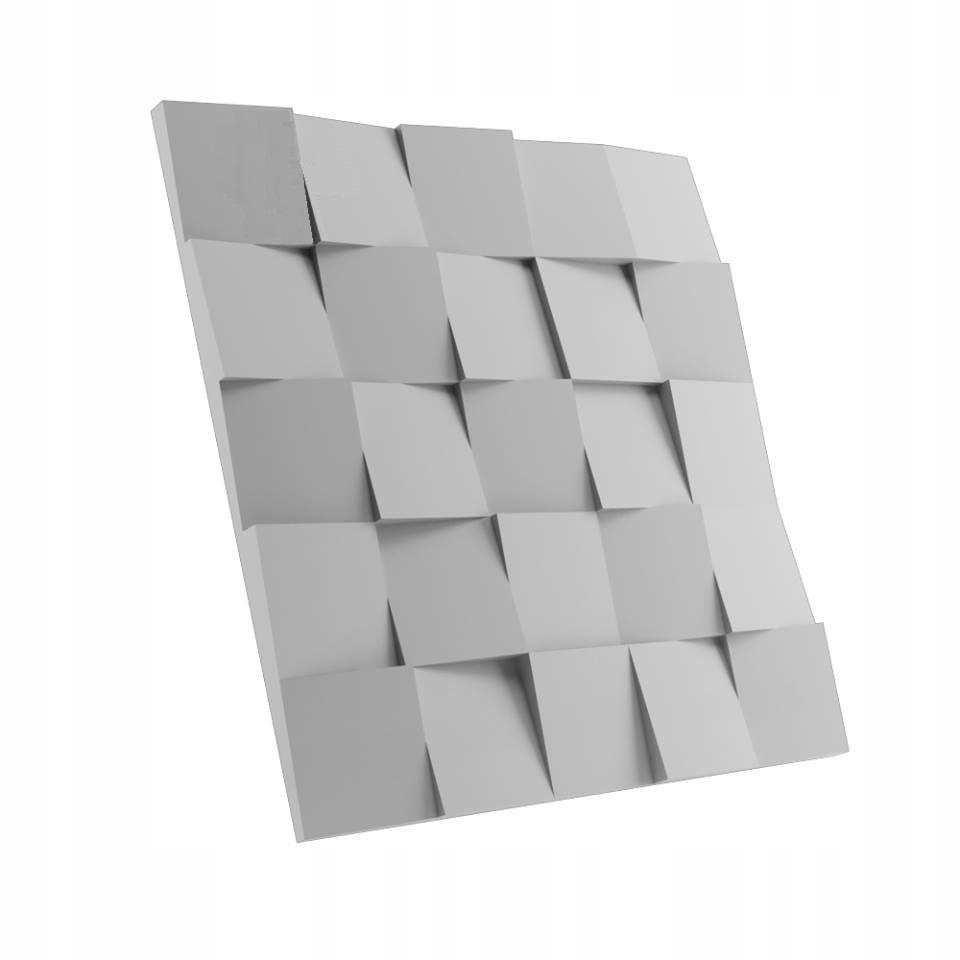 ДЕКОРАТИВНЫЕ ПАНЕЛИ 3D SQUARES - P R O M O C J A доставка товаров из Польши и Allegro на русском