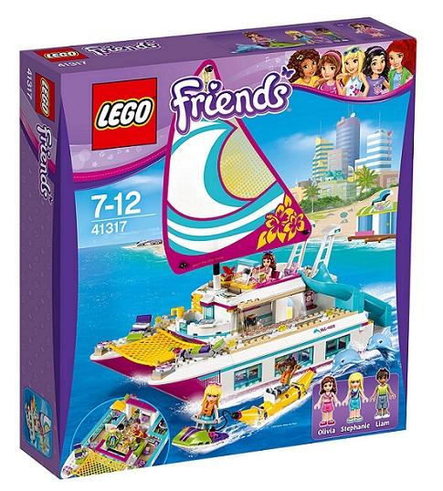 Lego 41317 Priatelia Sunny Katamaran Koszalin