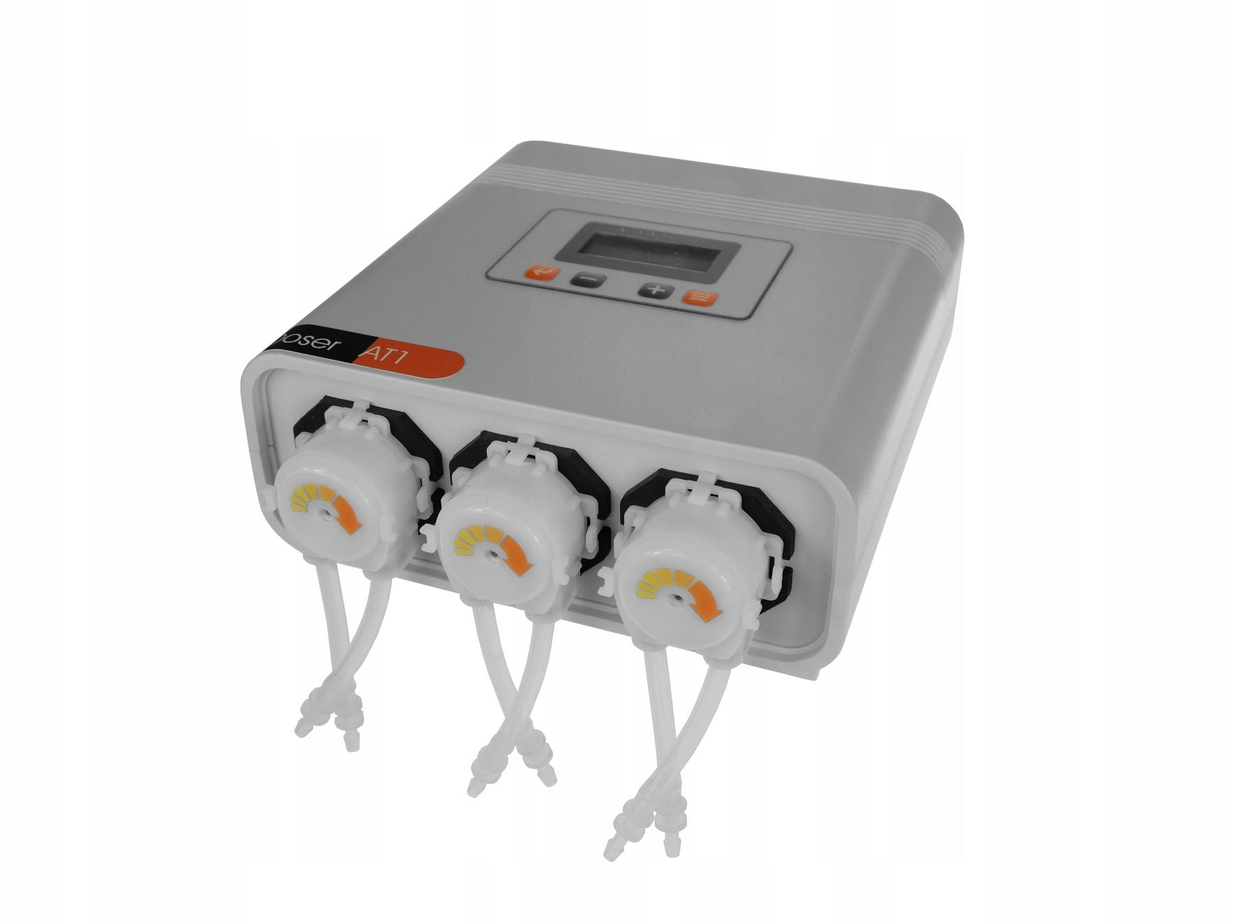 Dávkovač pre akvária a meranie pH Doser AT1 v2