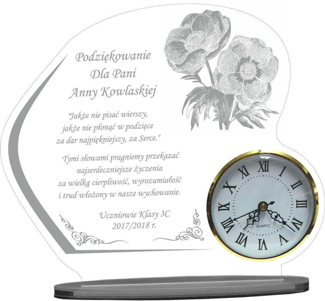 Благодарность для учителя классного руководителя часы доставка товаров из Польши и Allegro на русском