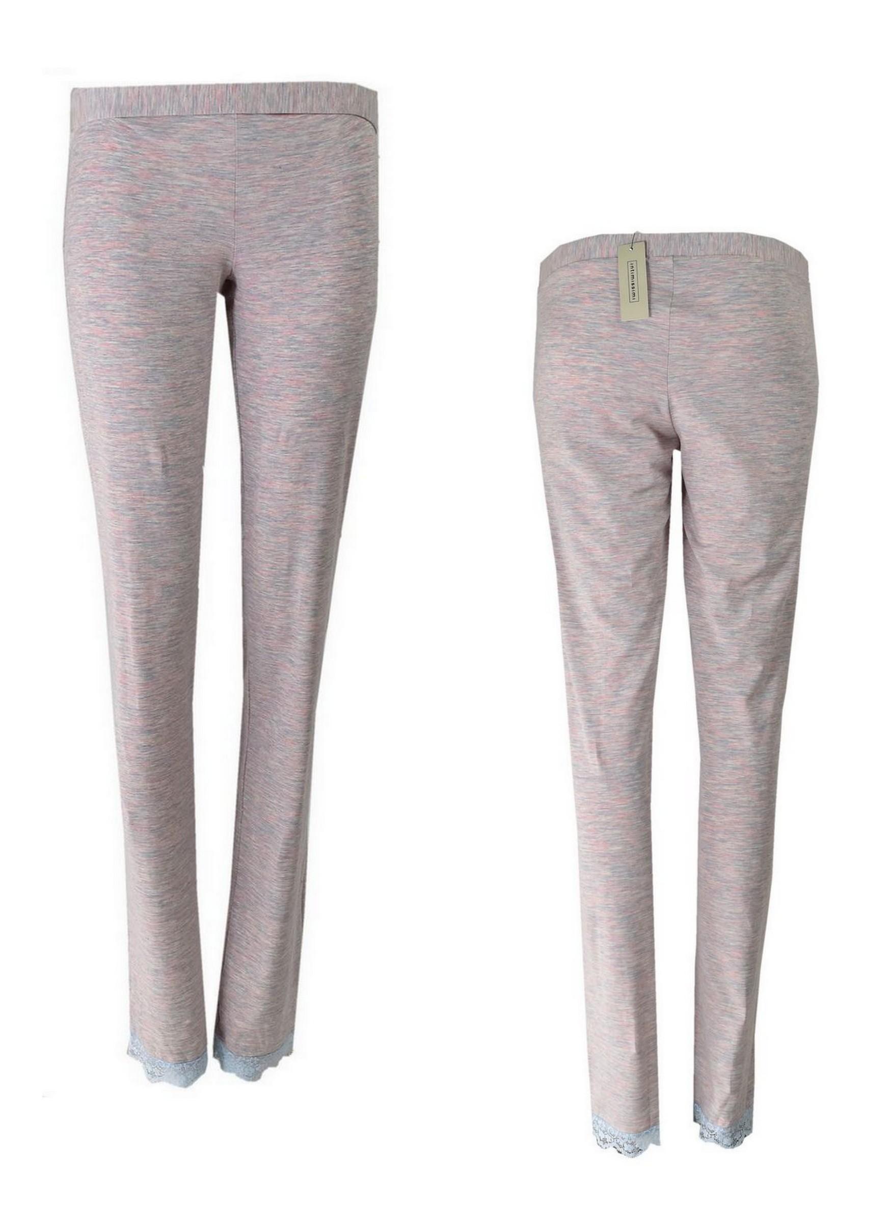 Intimissimi pyžamo nohavice retro bavlna čipky M