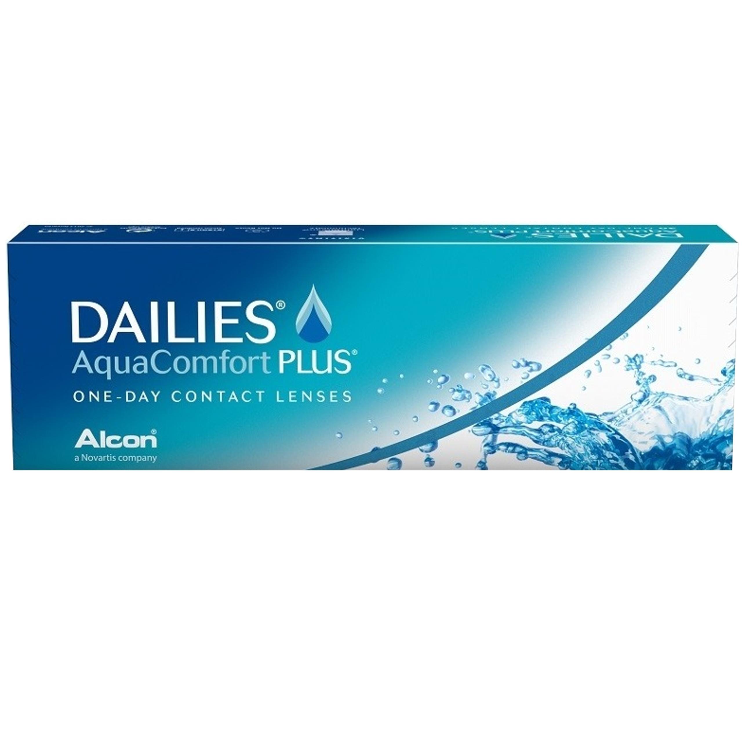 lentilles dailies comfort pure free contact focus aqua opti cibavision alcon plus moist de aquacomfort comforter