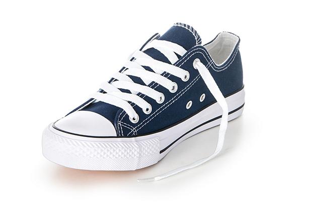 Buty sportowe Trampki tenisówki granatowe x63
