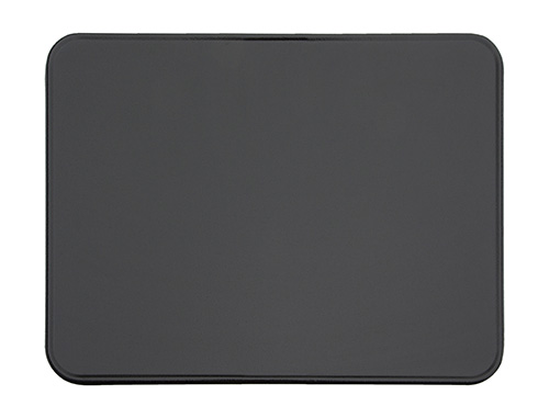 Blacha pod piec kominek 80x50 czarna