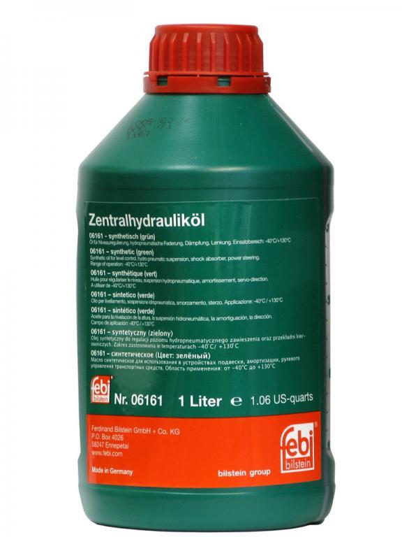 Olej do wspomagania VW AUDI Febi 06161 zielony