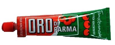 Купить растворимый томатный датой немец СЕК ORO di PARMA на Eurozakup - цены и фото - доставка из Польши и стран Европы в Украину.