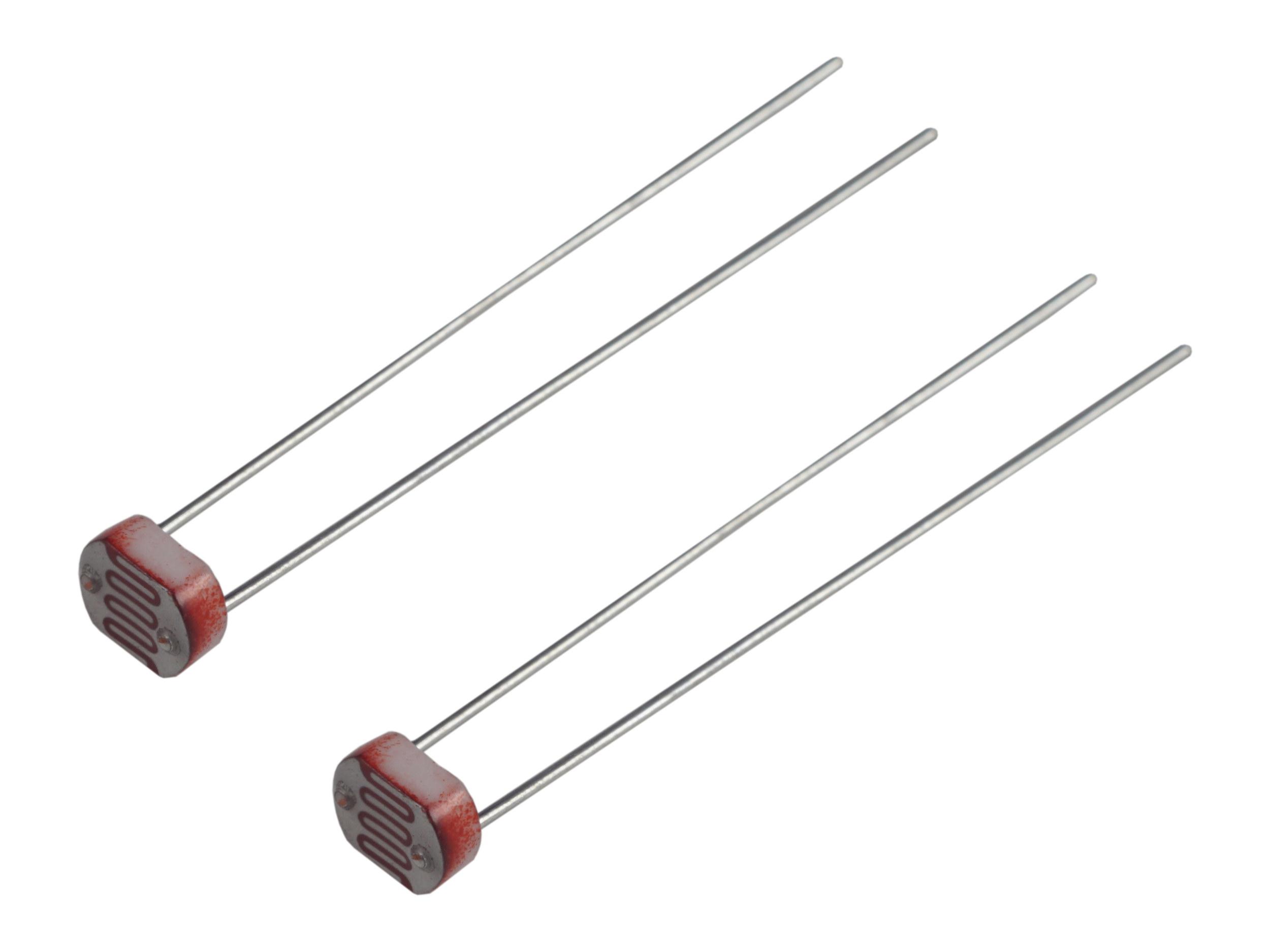 новые фоторезистор что это такое много лет