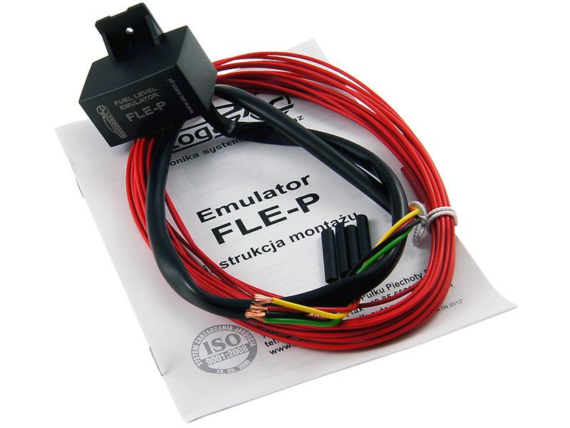ac stag fle-p эмулятор показания уровня топлива