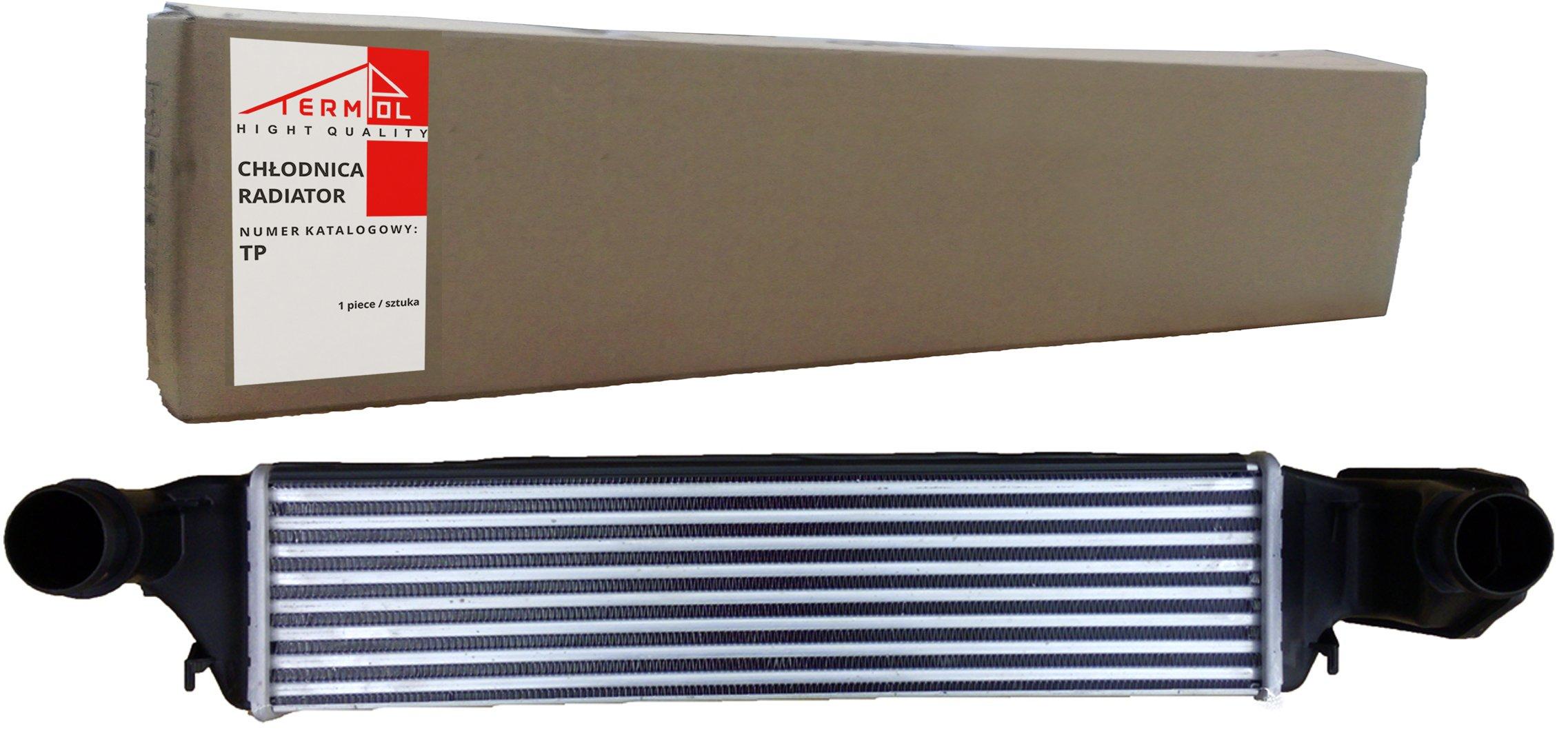 радиатор промежуточное bmw e46 320d 320td 330d 98-