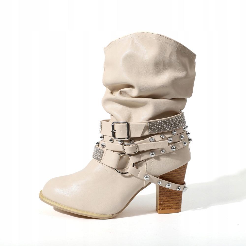 BT67 TOPÁNKY Vintage topánky VINTAGE TOPÁNKY, krém 35