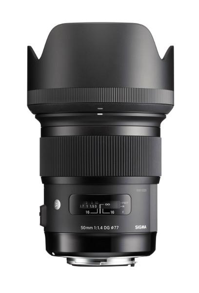 Item SIGMA ART 50mm f/1.4 DG HSM CANON gw 3+2! HIT!