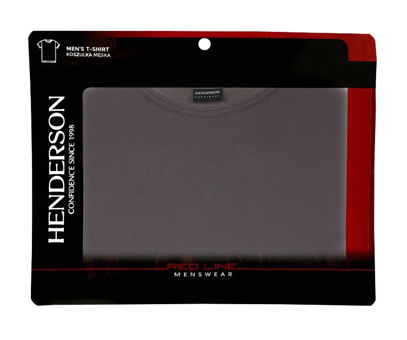 KOSZULKA męska T-Shirt HENDERSON RED LINE 18731 L Marka Henderson
