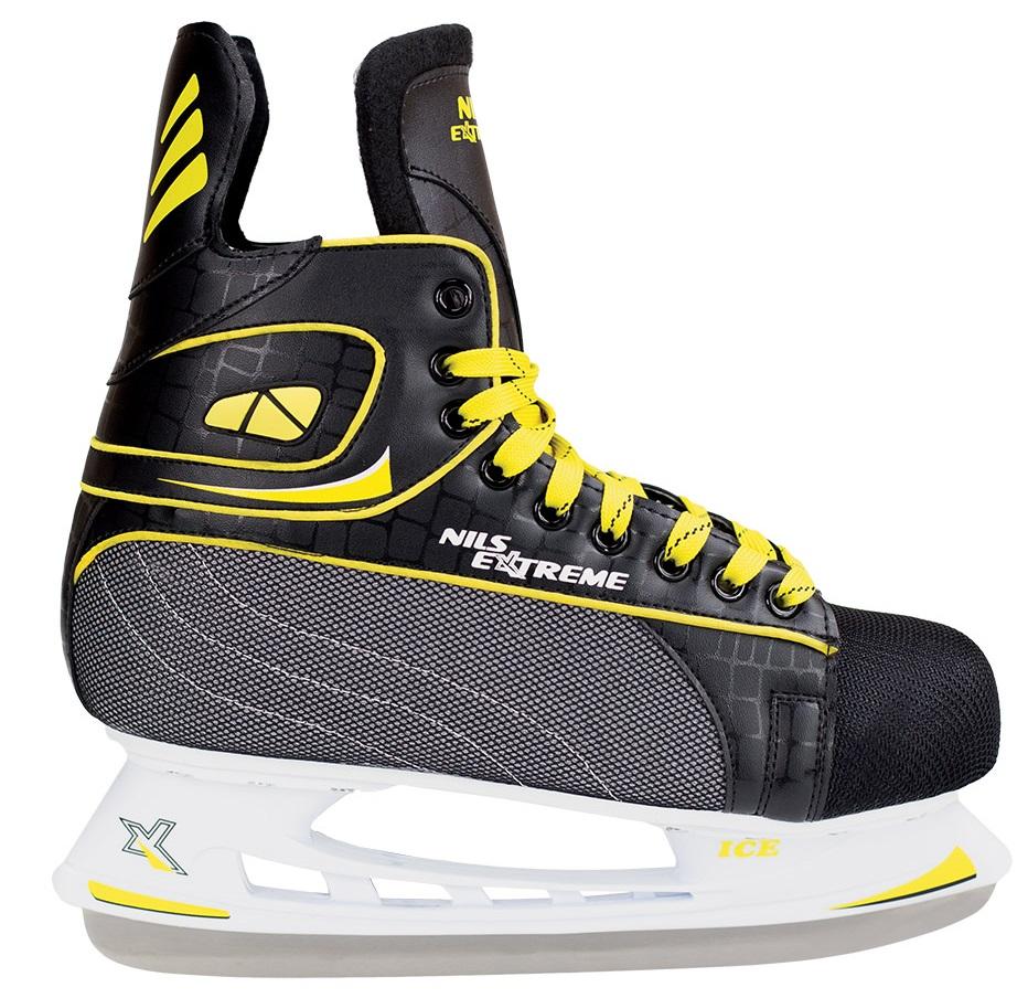Nils Classic Hockey korčule NH8556 čierna 41