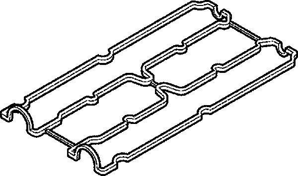 elring прокладка крышки к astra g 14 16 16v