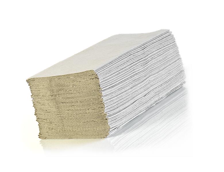 ПОЛОТЕНЦА Бумажные ПОЛОТЕНЦЕ Бумажное СЕРЫЙ ZZ 4000