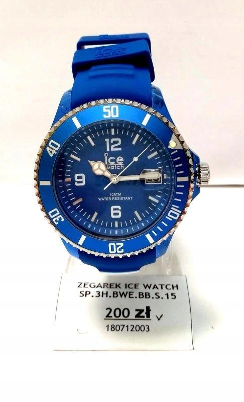 ZEGAREK ICE WATCH SP.3H.BWE.BB.S.15