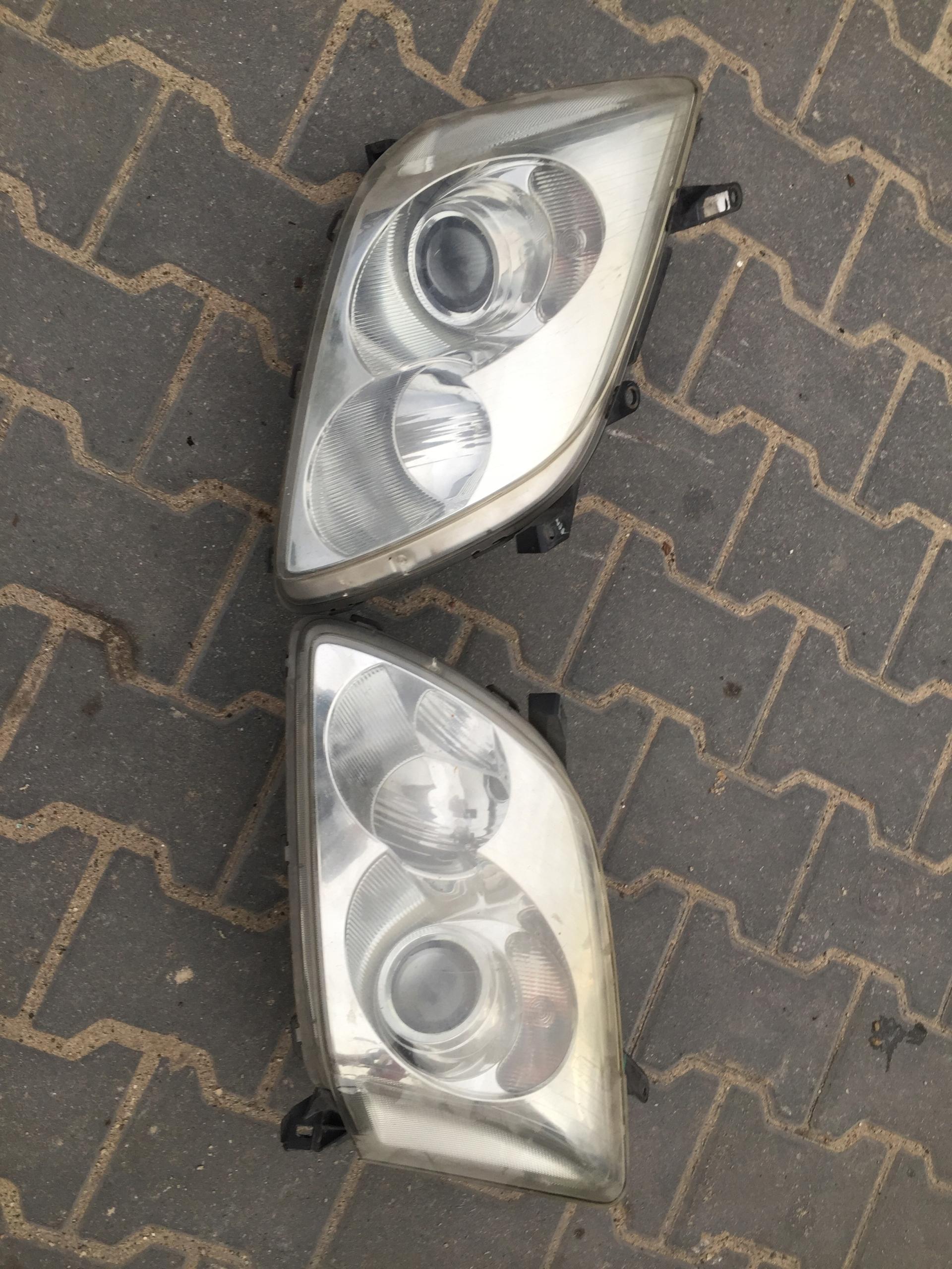 Lampy Przednie Toyota Avensis T25 Lift 7487051689