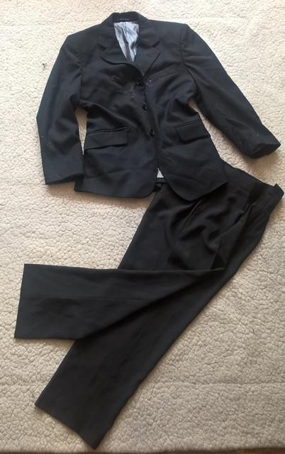 a2580a429309f Garnitur marynarka + spodnie rozm. 128 134 - 7328502532 - oficjalne ...