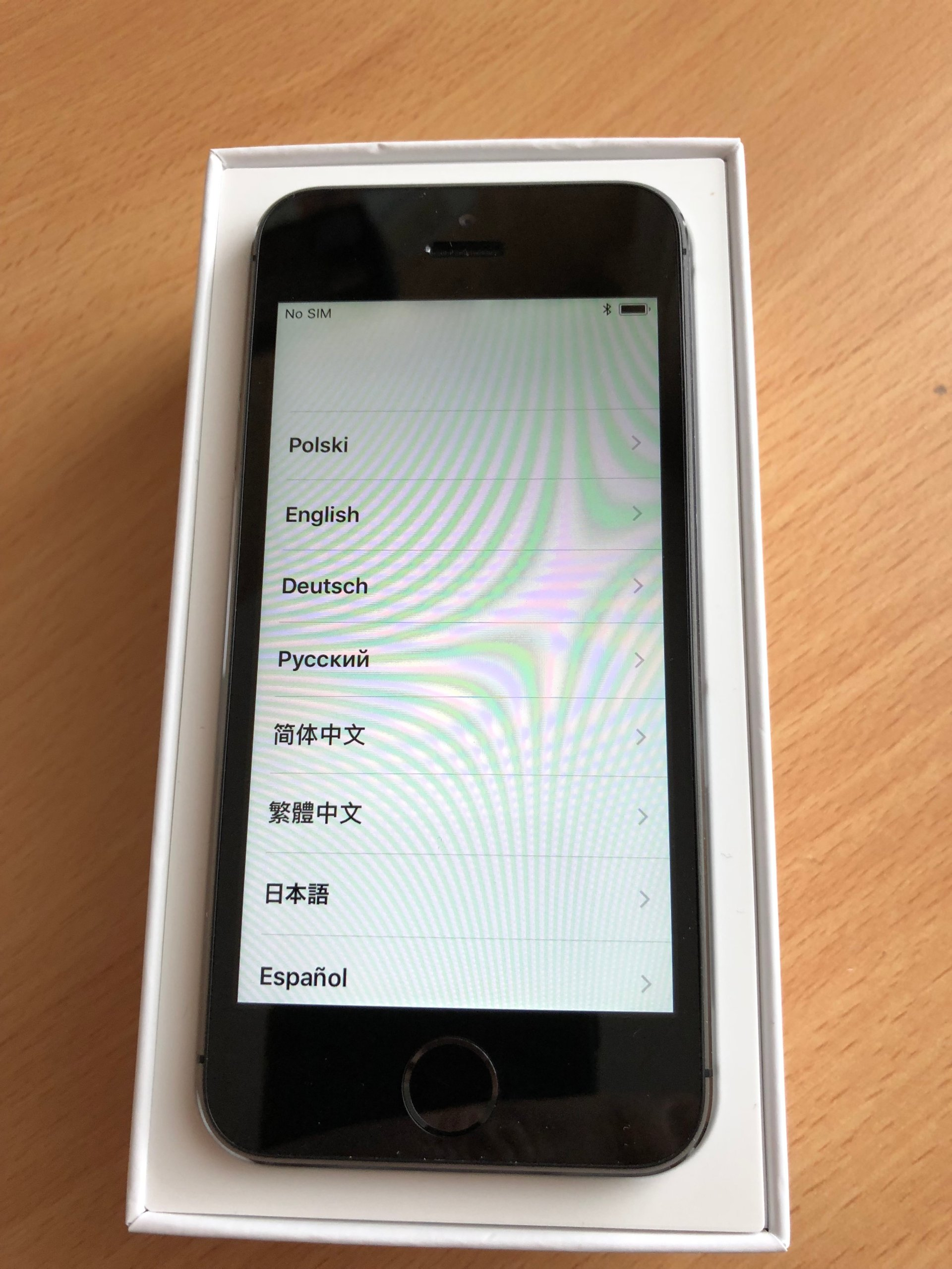 1736315b55076a Apple Iphone 5s, black, 16Gb, stan DB, bcm!!! - 7193166326 ...