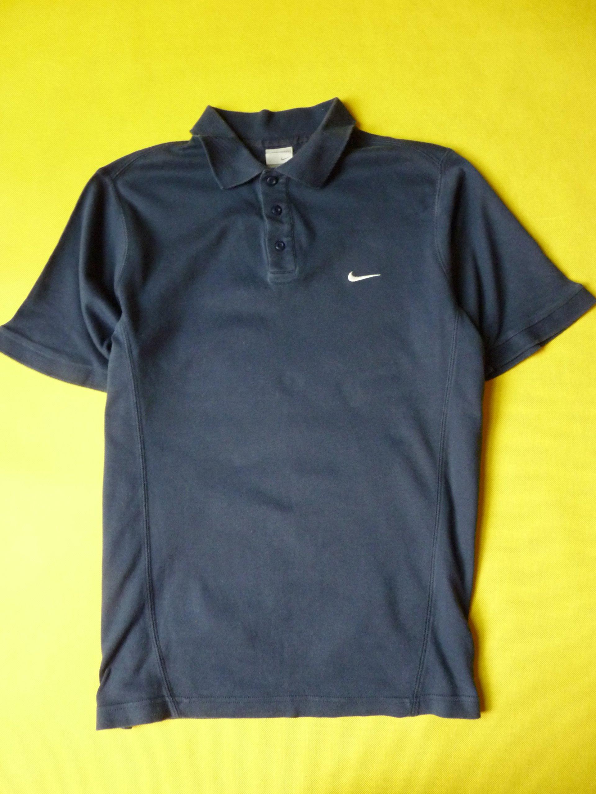 f9e4933b0 NIKE koszulka męska polo r S ok 173 cm - 7274937142 - oficjalne ...