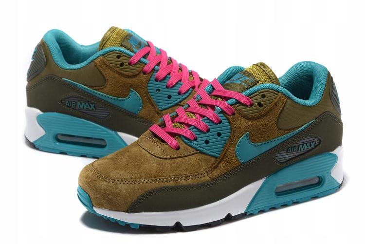 Nike air max 90 premium zamsz miodowe rozm.44 ORYGINAŁ