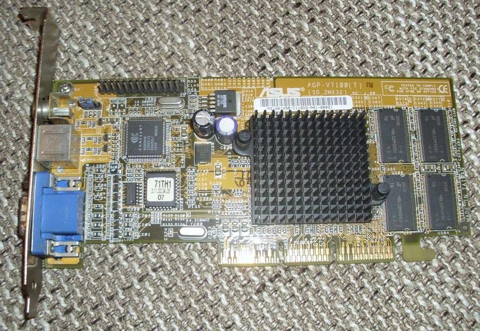 AGP V7100 DVI WINDOWS 8.1 DRIVER