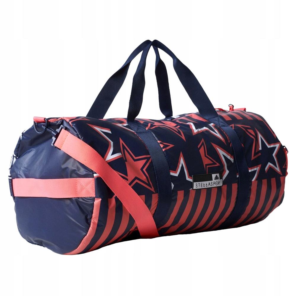 ca67348ac9744 Torba sportowa Adidas Stella McCartney podróżna - 7477216143 ...