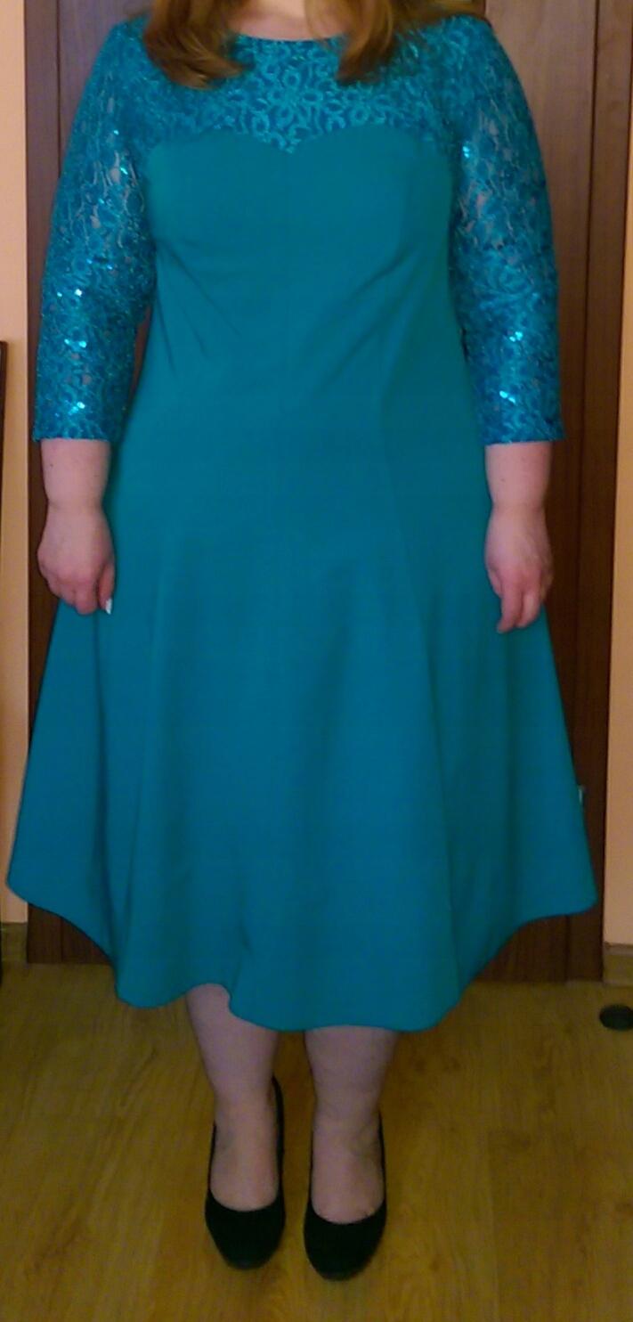 a0d1a373ac Sukienka wizytowa