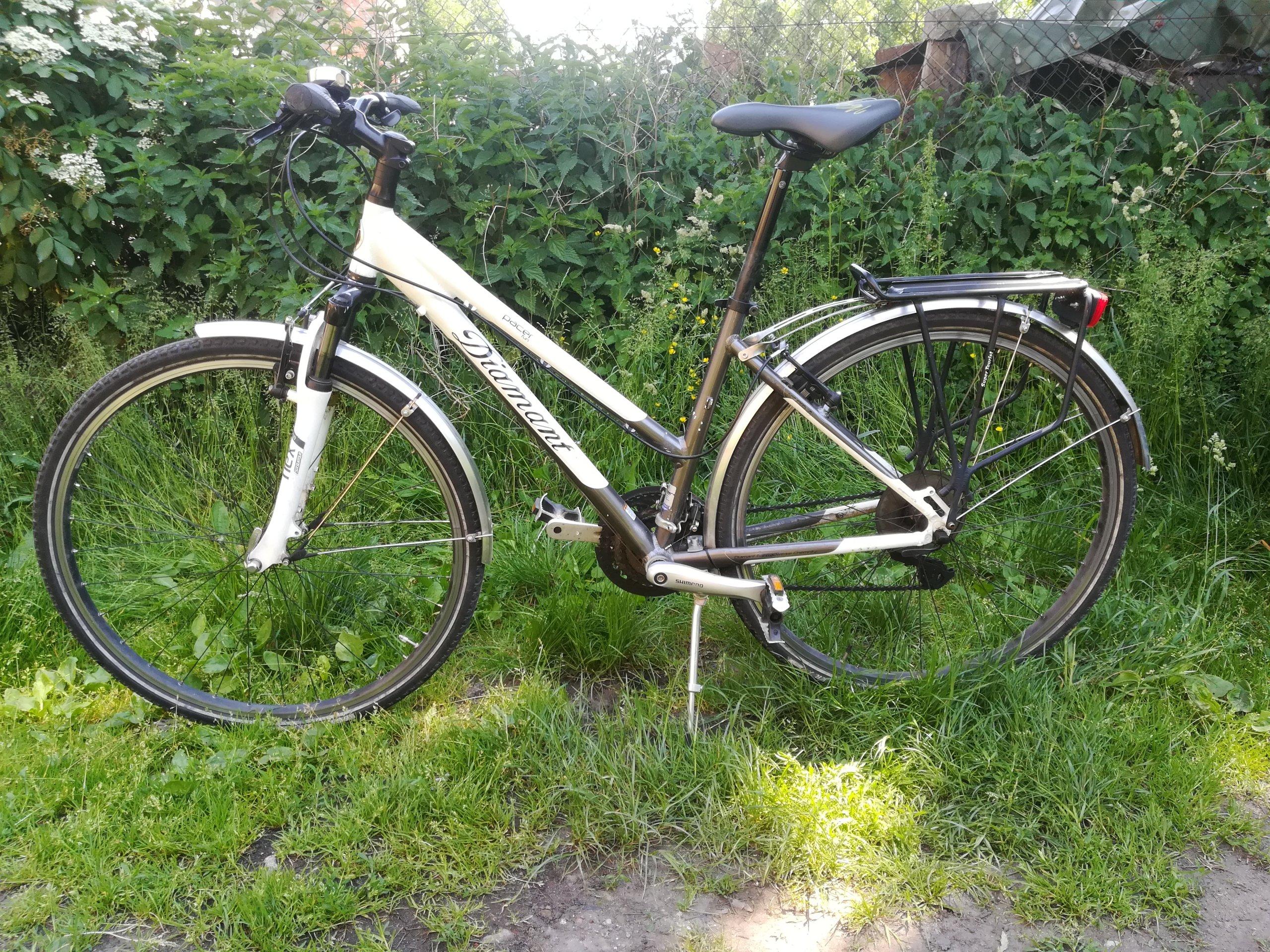 Rower Diamant Pacer Fun Orginał !!!!