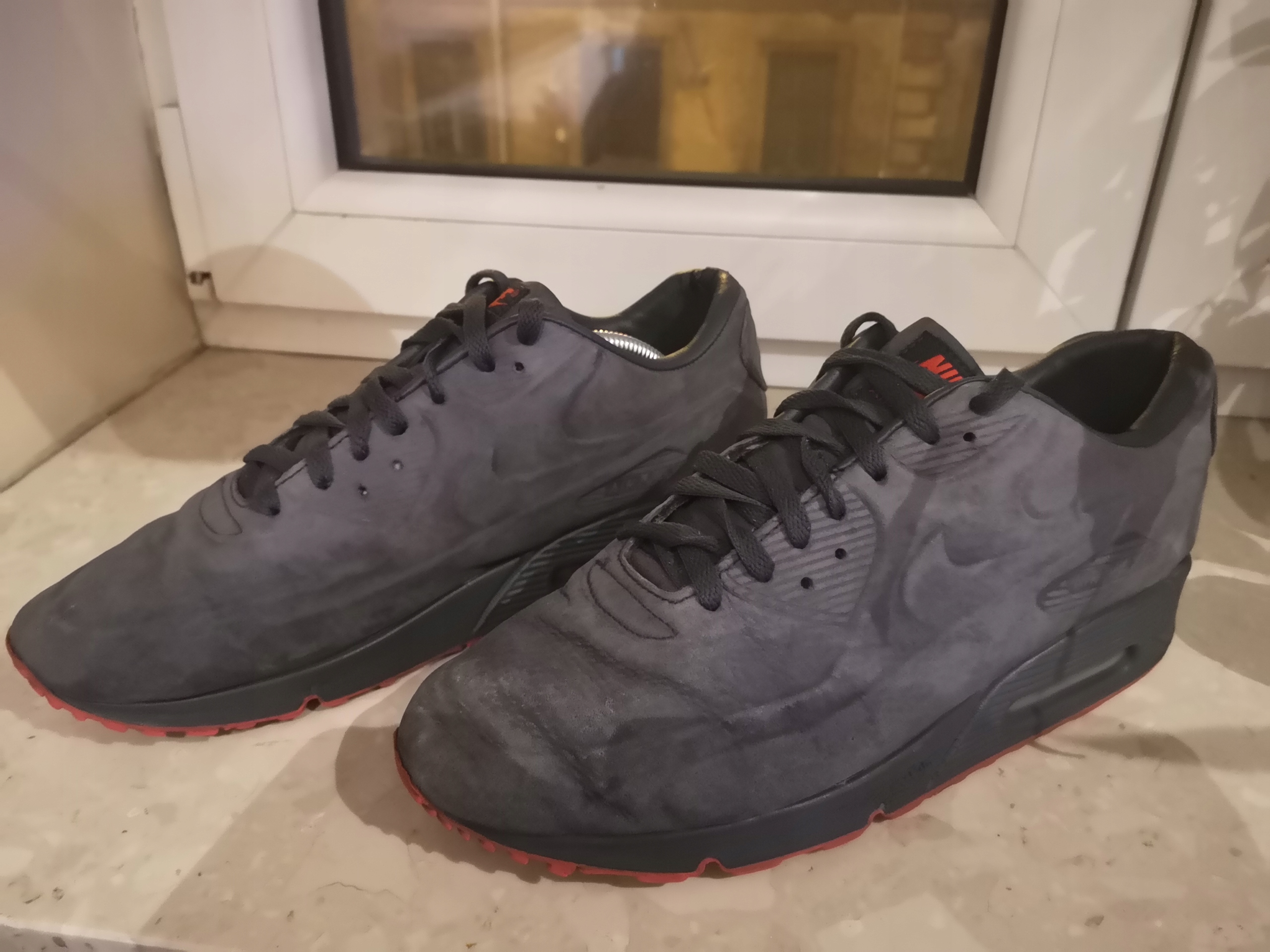 sports shoes 83ae3 cd821 NIKE AIR MAX 90 VT PR PREMIUM - 472489-001- OKAZJA - 7683396284 ...