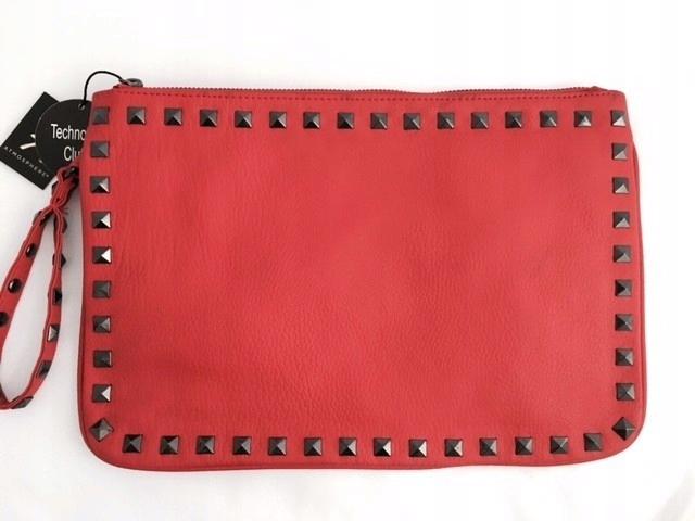 c07ac5e9d42b5 torebka PRIMARK ATMOSPHERE kopertówka czerwona - 7441929020 ...