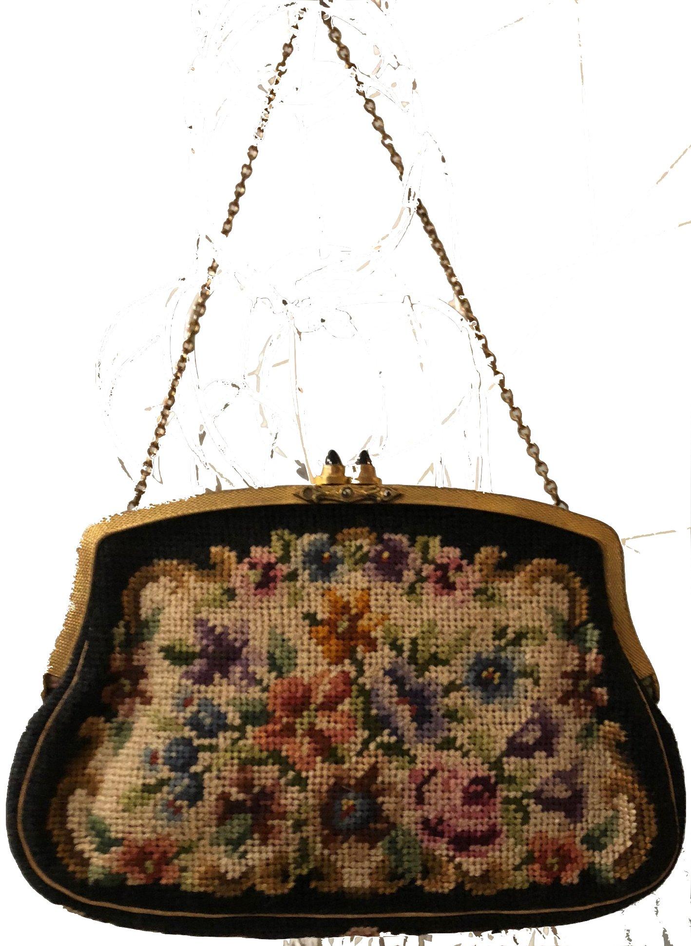 ac34a9d109ecd Piękna ręcznie wyszywana torebka wizytowa ! - 7335802251 - oficjalne ...