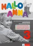 HALLO ANNA 3 SMARTBOOK ZESTAW CD LEKTORKLETT