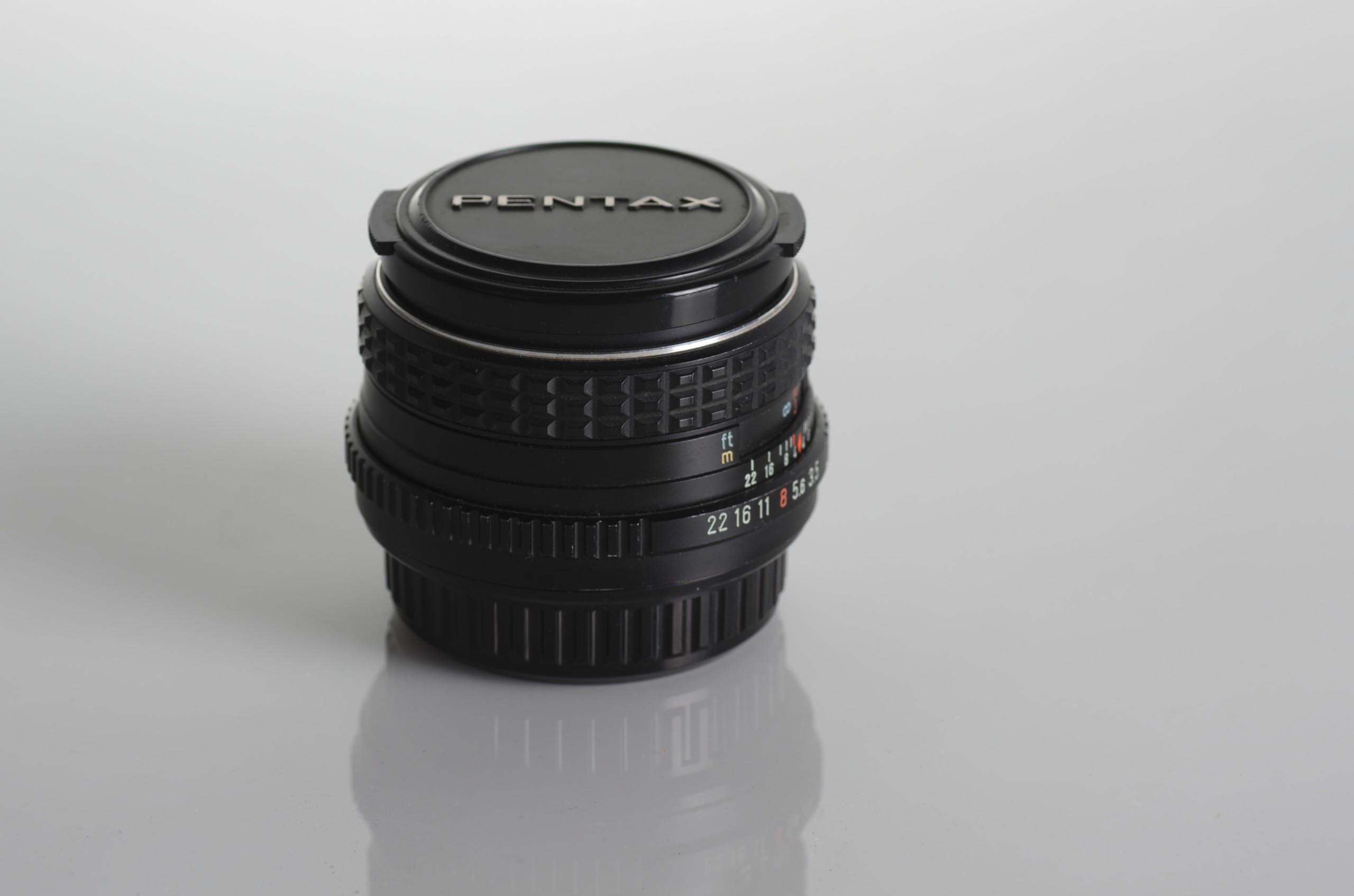 Pentax M 28 3.5