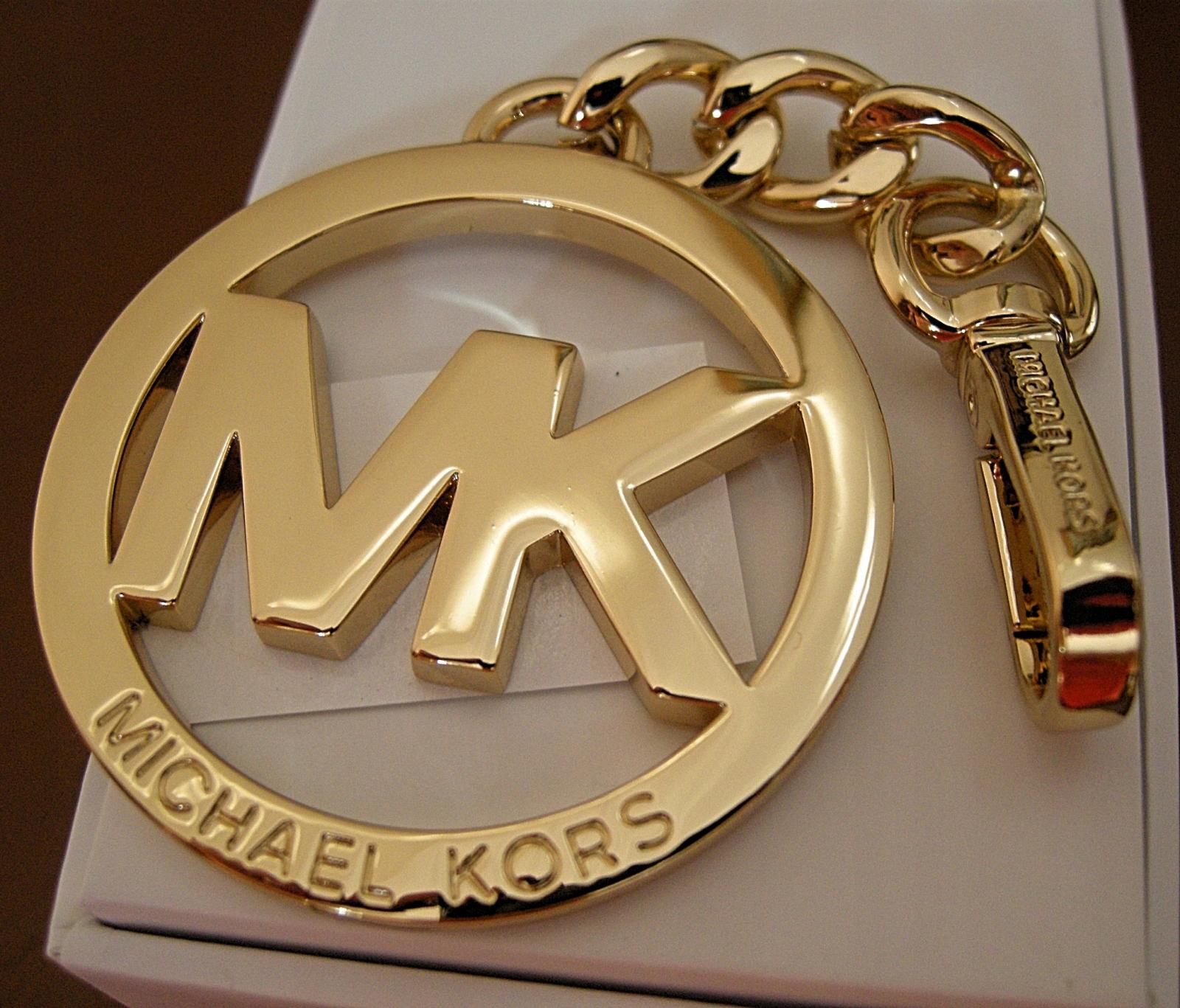 790506356aa4a Michael Kors keychain brelok do torebki - 7386719782 - oficjalne ...